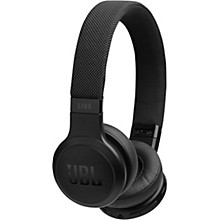 LIVE400BT Wireless On Ear Headphones Black