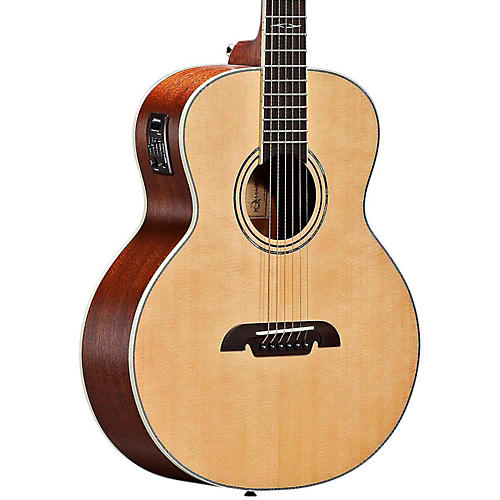 Alvarez LJ60E Little Jumbo Travel Acoustic-Electric Guitar
