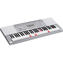 Open Box Casio LK-280 61 Lighted-Key Educational Portable Keyboard
