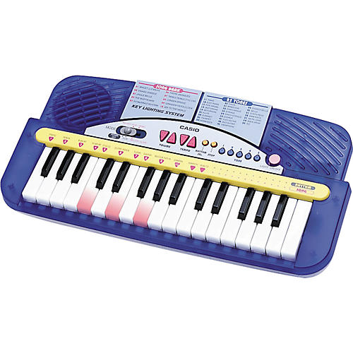 casio lk 6 32 key lighted key system mini keyboard musician 39 s friend. Black Bedroom Furniture Sets. Home Design Ideas