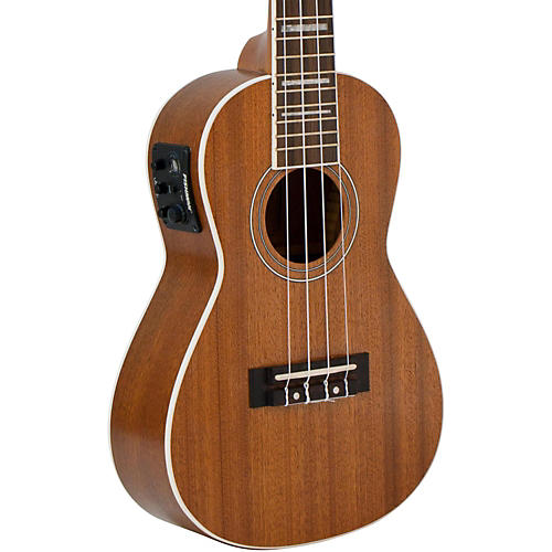 lanikai lk ceu koa acoustic electric concert ukesb ukulele musician 39 s friend. Black Bedroom Furniture Sets. Home Design Ideas