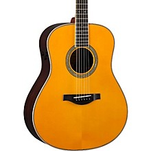 Open Box Yamaha LL-TA TransAcoustic Jumbo Concert Acoustic-Electric Guitar