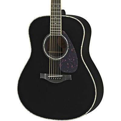 Yamaha LL16DR L Series Solid Rosewood/Spruce Dreadnought Acoustic-Electric Guitar