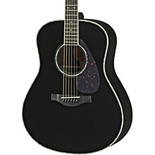 Open Box Yamaha LL16DR L Series Solid Rosewood/Spruce Dreadnought Acoustic-Electric Guitar
