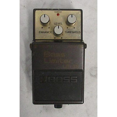 Boss LM2 Limiter Effect Pedal