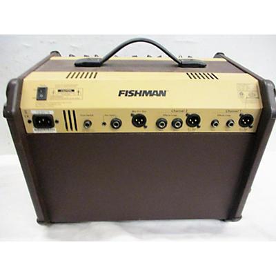 Fishman LOUDBOX ARTIST BT600 Acoustic Guitar Combo Amp
