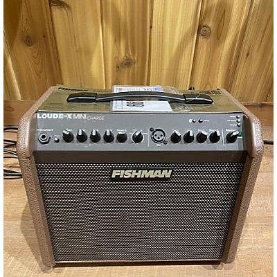 Fishman LOUDBOX MINI CHARGE Acoustic Guitar Combo Amp