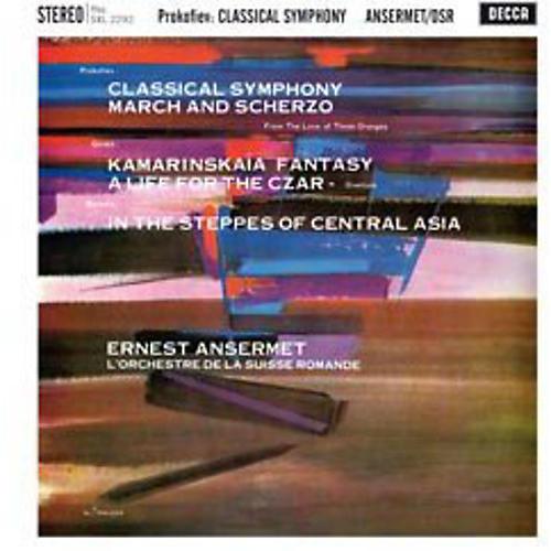 Alliance L'Orchestre de la Suisse Romande - Classical Symphony
