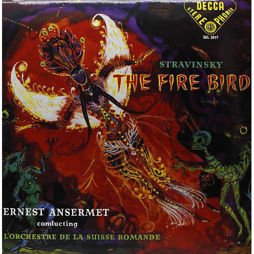 Alliance L'Orchestre de la Suisse Romande - Firebird