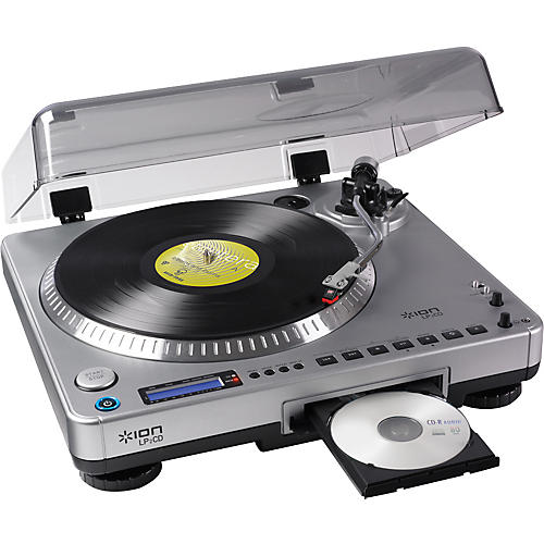ION LP 2 CD Turntable