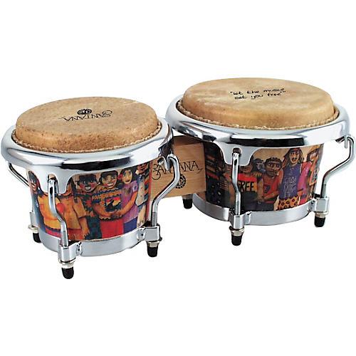 LP LPM200 Santana Mini Tunable Bongos