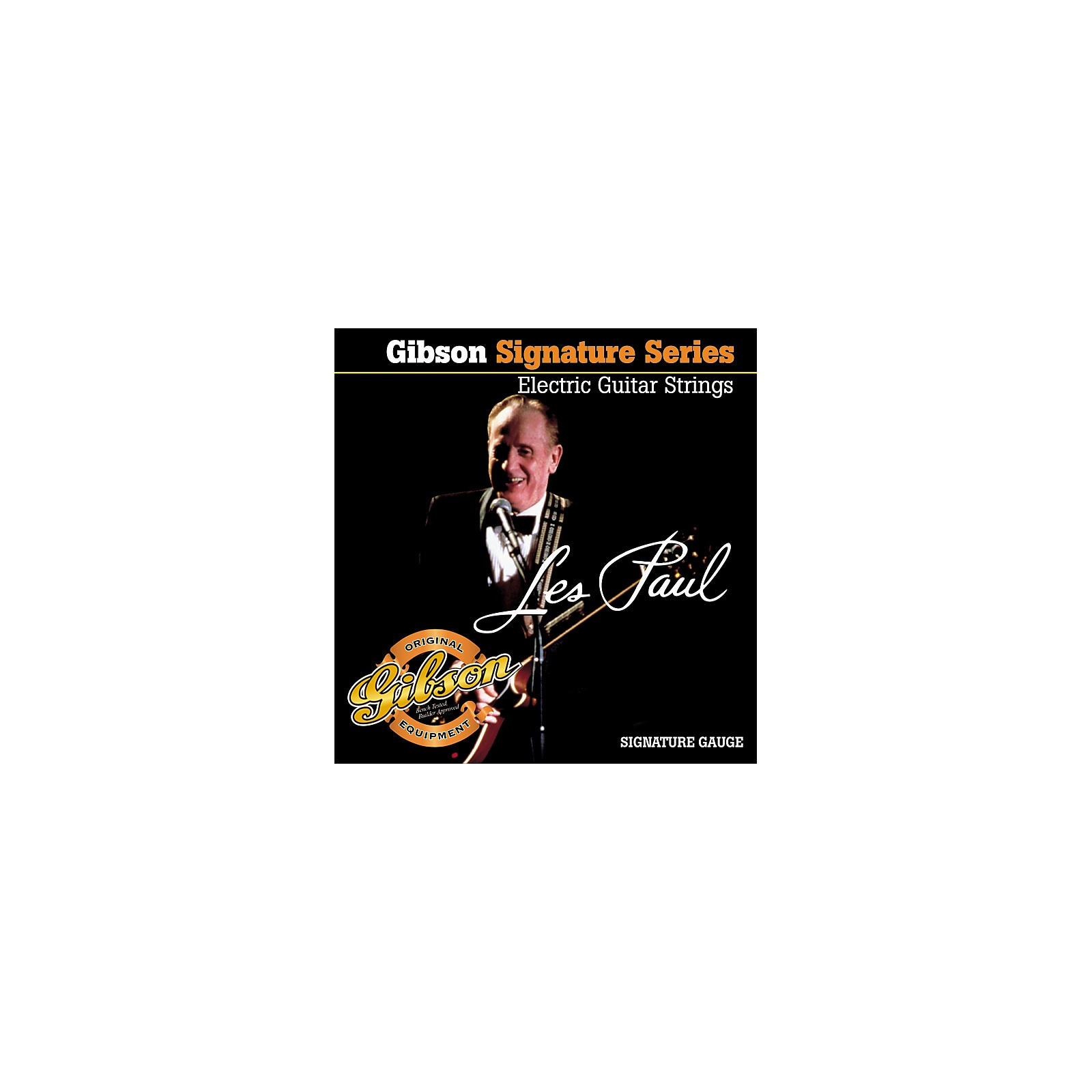 Gibson LPS Les Paul Signature Electric Guitar Strings