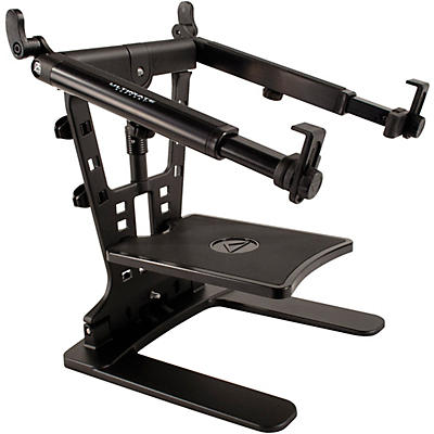 Ultimate Support LPT1000QR Hyperstation Pro 3 Tier Laptop Stand