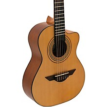 h jimenez lr1c voz de trio requinto compact 6 string acoustic guitar musician 39 s friend. Black Bedroom Furniture Sets. Home Design Ideas