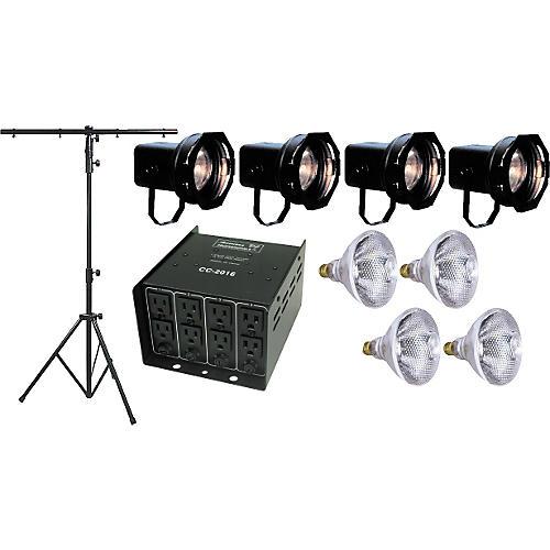 American DJ LS-100FSystem
