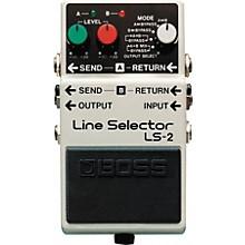 Open BoxBoss LS-2 Line Selector/Power Supply