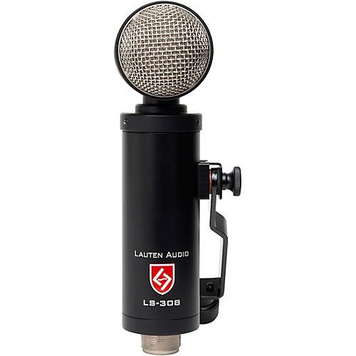 Lauten Audio LS-308 Large-diaphragm Condenser Microphone Black