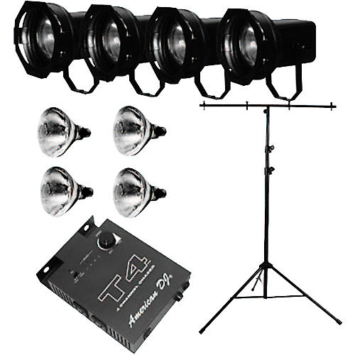 American DJ LS-50 Portable Lighting Package