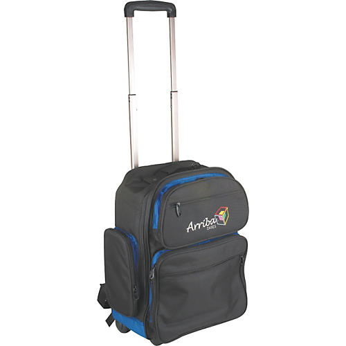 Arriba Cases LS-520 Wheeled Backpack