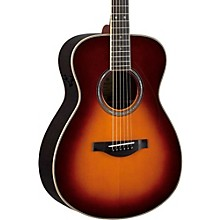 LS Transacoustic Jumbo Concert Acoustic-Electric Guitar Brown Sunburst