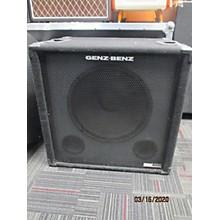 Genz Benz LS115B Bass Cabinet