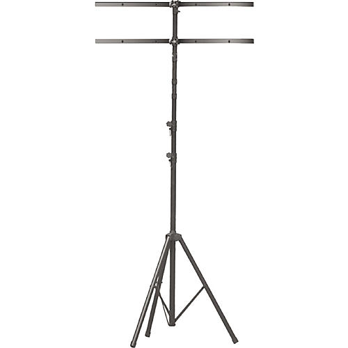 On-Stage LS7740-QR Lighting Stand with 2 Quick-Release Bars