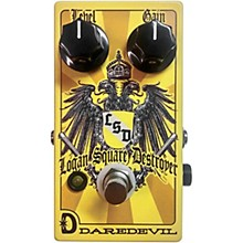 Daredevil Pedals LSD Logan Square Destroyer Fuzz V2 Effects Pedal