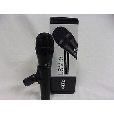 MXL LSM 3 Dynamic Microphone
