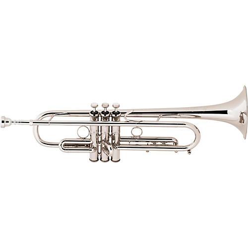 Bach LT1901B Stradivarius Commercial Series Bb Trumpet LT190S1B Silver