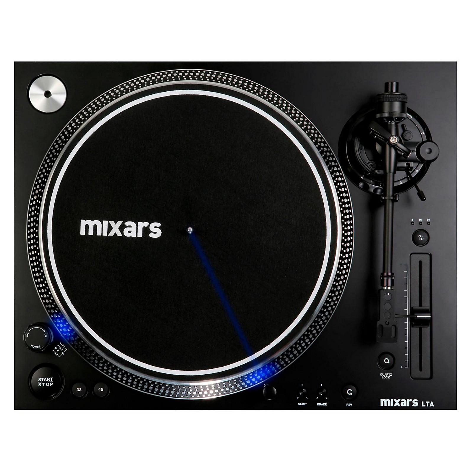 Mixars LTA Direct Drive High Torque Turntable