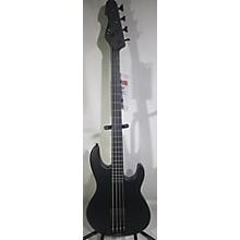 ESP LTD AP4 Black Metal Electric Bass Guitar