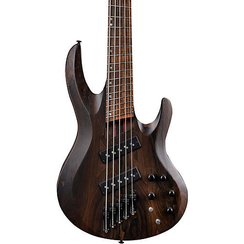 ESP LTD B-1005 Multi-Scale 5-string Bass Natural Satin