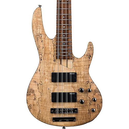 ESP LTD B-208SM 8-String Bass Satin Natural
