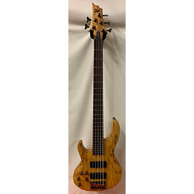 ESP LTD B205SM 5 String LH Left Handed Electric Bass Guitar