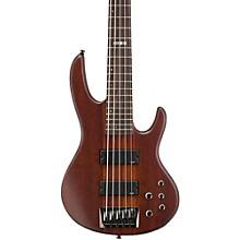 Open BoxESP LTD D-5 5-String Bass Guitar