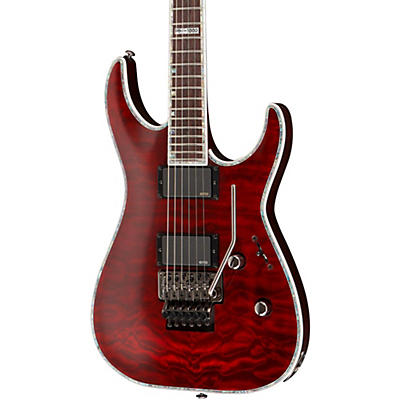 ESP LTD Deluxe MH-1000 Electric Guitar with EMGs