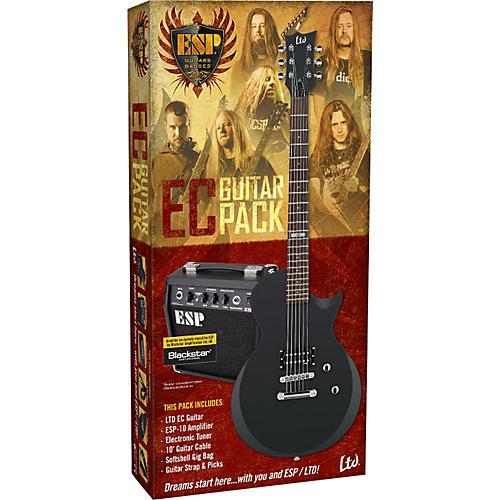 ESP LTD EC Electric Guitar Value Package
