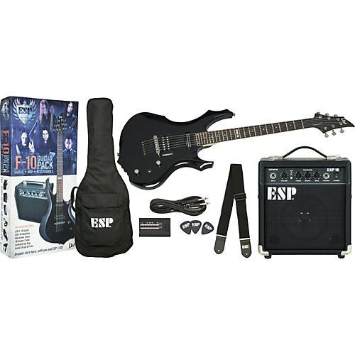 ESP LTD F-10 Guitar Pack