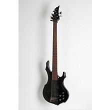 Open BoxESP LTD F-415FM Flame Maple 5-String Electric Bass Guitar