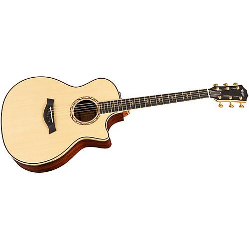 Taylor LTD Grand Auditorium Cutaway Acoustic-Electric Guitar
