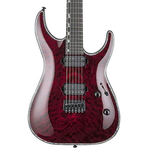 ESP LTD H-1001 Electric Guitar See-Thru Black Cherry