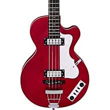 LTD Ignition Club Electric Bass Metallic Red