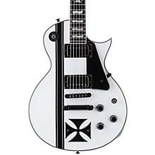 Open BoxESP LTD James Hetfield Signature Iron Cross Electric Guitar