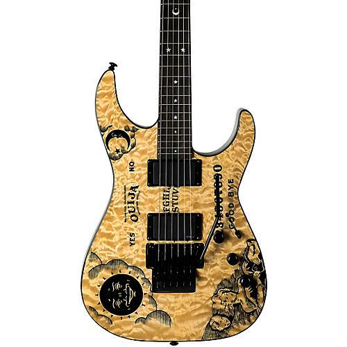 ESP LTD Kirk Hammett Ouija Limited Edition Electric Guitar