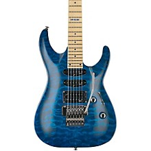 Open BoxESP LTD MH-103 Quilted Maple Electric Guitar