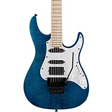 LTD SN-1000FR/FM Electric Guitar Aqua Marine