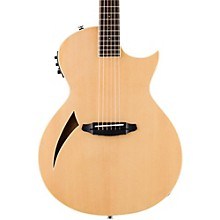 LTD TL-6 Thinline Acoustic-Electric Guitar Natural