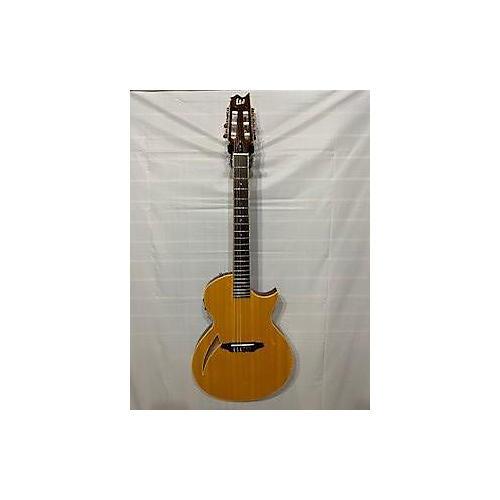 ESP LTD TL-6N Classical Acoustic Electric Guitar Natural