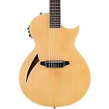 Open BoxESP LTD TL-6N Thinline Nylon String Acoustic-Electric Guitar