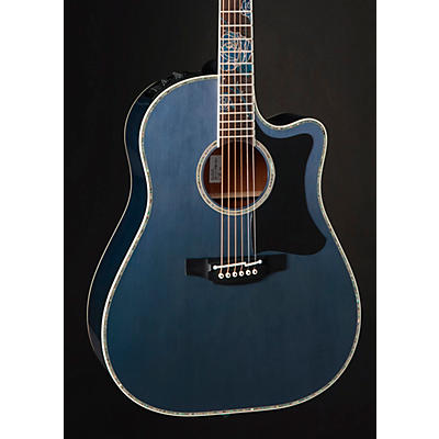 Takamine LTD2021 Blue Rose Acoustic Electric Guitar